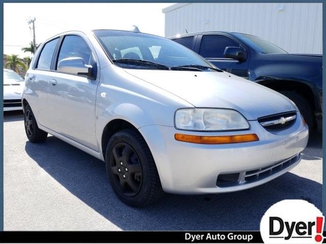 Used 2008 Chevrolet Aveo Ls For Sale In Vero Beach Fl