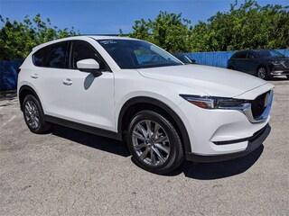 Buy a 2020 Mazda Mazda CX-5 Grand Touring SUV in Vero Beach, FL