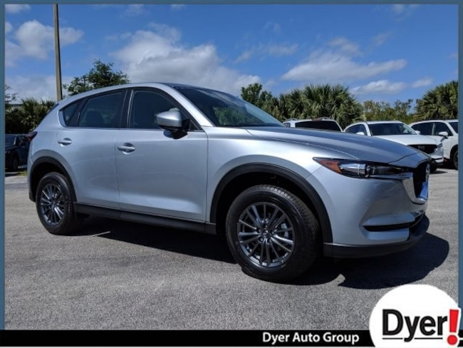 New 2019 Mazda Mazda CX-5 Sport SUV Vero Beach