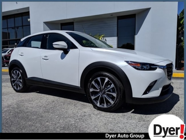 New 2019 Mazda Mazda CX-3 Touring SUV Vero Beach