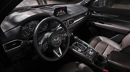 the new 2020 mazda cx-5 interior