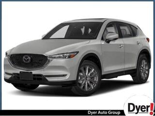New 2019 Mazda Mazda CX-5 Grand Touring JM3KFADM4K1571246 for Sale in Vero Beach, FL
