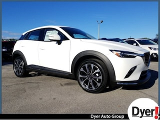 New 2019 Mazda Mazda CX-3 Grand Touring JM1DKDD78K0429982 for Sale in Vero Beach, FL