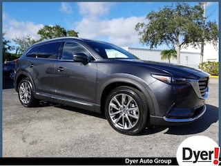 New 2019 Mazda Mazda CX-9 Signature SUV JM3TCBEY1K0307766 for Sale in Vero Beach, FL