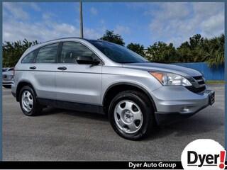 Used 2011 Honda CR-V LX SUV under $15,000 for Sale in Vero Beach