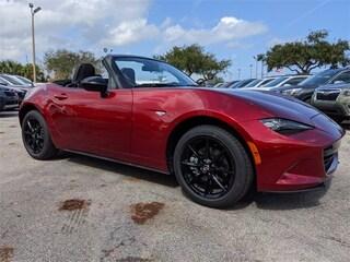 New 2021 Mazda Mazda MX-5 Miata Sport Convertible for Sale in Vero Beach, FL