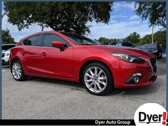 Used 2015 Mazda Mazda3 s Grand Touring Vero Beach