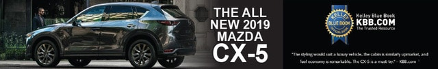 Mazda CX-5 special offer in vero beach, south florida