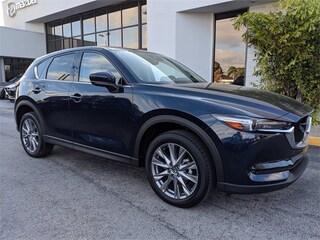 New 2021 Mazda Mazda CX-5 Grand Touring SUV for Sale in Vero Beach, FL