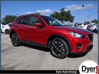 Buy a 2016 Mazda CX-5 Grand Touring SUV in Vero Beach, FL