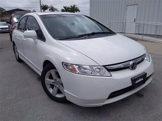 Buy a 2008 Honda Civic EX-L Sedan in Vero Beach, FL