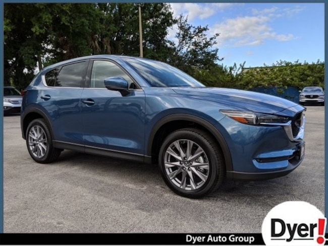 New 2019 Mazda Mazda CX-5 Grand Touring Reserve Vero Beach