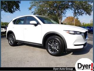 New 2019 Mazda Mazda CX-5 Sport SUV JM3KFABM2K1538779 for Sale in Vero Beach, FL