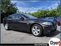 2013 BMW 5 Series 528i Xdrive Sedan