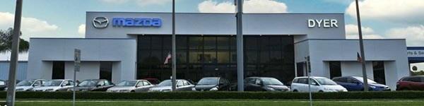 New Mazda & Used Car Dealer in Vero Beach | About Dyer Mazda ...
