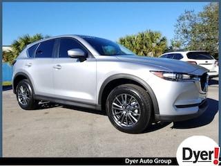 New 2019 Mazda Mazda CX-5 Sport SUV JM3KFABM9K0529860 for Sale in Vero Beach, FL