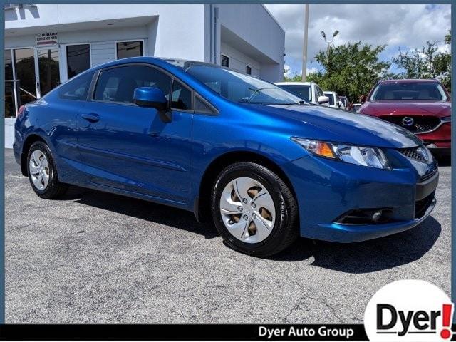 Used 2013 Honda Civic Lx For Sale In Vero Beach Fl 2hgfg3b5xdh525909