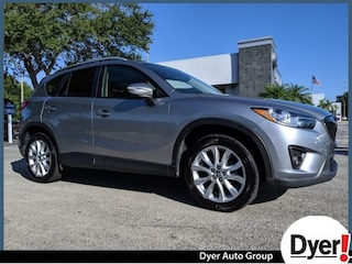 Buy a 2015 Mazda CX-5 Grand Touring SUV in Vero Beach, FL