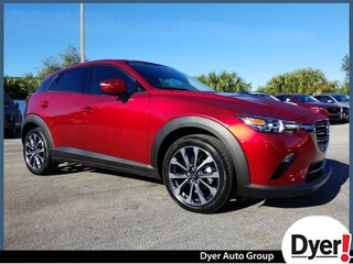 New 2019 Mazda Mazda CX-3 Touring SUV JM1DKDC7XK0424834 for Sale in Vero Beach, FL