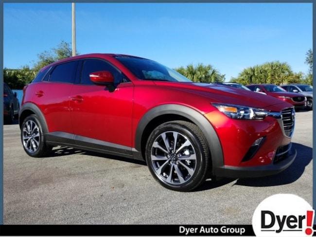 New 2019 Mazda Mazda CX-3 Touring SUV Vero Beach