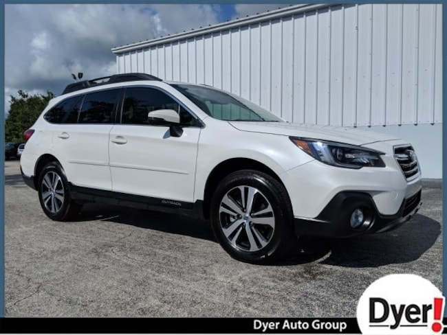 Certified Pre Owned 2019 Subaru Outback Limited SUV Vero Beach