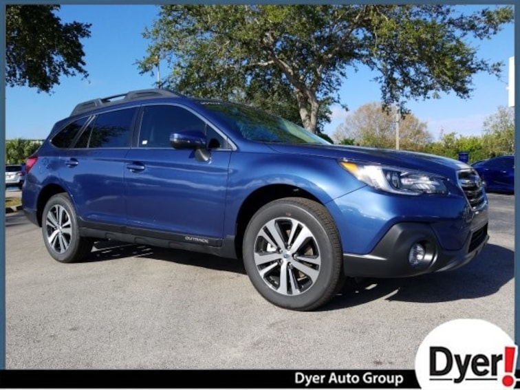 New 2019 Subaru Outback 2.5i Limited SUV Vero Beach