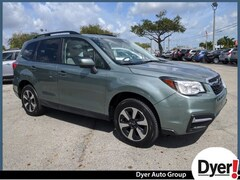 Certified used 2017 Subaru Forester Premium SUV 2P445 for sale in Vero Beach, FL