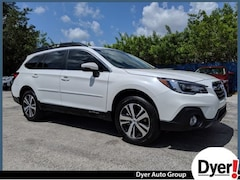 New 2019 Subaru Outback 2.5i Limited SUV 4S4BSANC5K3366609 for sale in Vero Beach, FL
