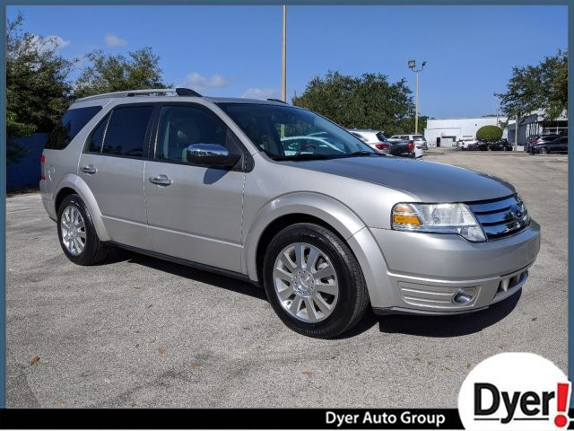2008 Ford Taurus X Limited Sedan