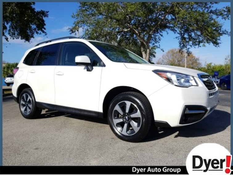 Used 2017 Subaru Forester Limited SUV Vero Beach