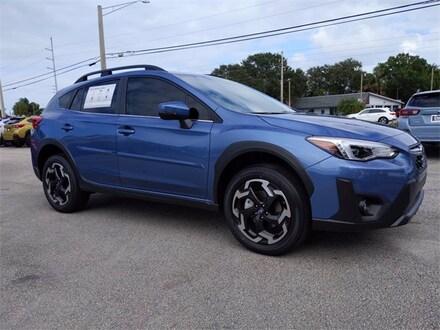 2021 Subaru Crosstrek Limited SUV