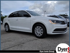 2016 Volkswagen Jetta Sedan 1.4T S Sedan