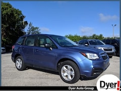 Certified used 2017 Subaru Forester SUV for sale in Vero Beach, FL