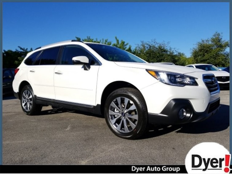 New 2019 Subaru Outback 2.5i Touring SUV Vero Beach