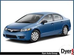 2011 Honda Civic DX-VP Sedan