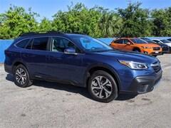 Used 2020 Subaru Outback Limited SUV for sale in Vero Beach, Fl
