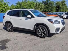 Used 2020 Subaru Forester Limited SUV for sale in Vero Beach, Fl