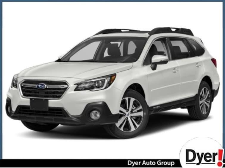 New 2019 Subaru Outback 2.5i Premium SUV Vero Beach