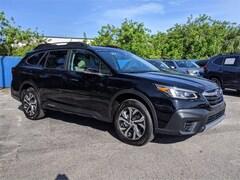 New 2020 Subaru Outback Limited SUV 4S4BTANC4L3218420 for sale in Vero Beach, FL