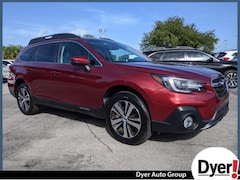Certified used 2019 Subaru Outback Limited SUV 2P438 for sale in Vero Beach, FL