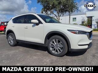 Buy a 2021 Mazda CX-5 Grand Touring Reserve SUV in Vero Beach, FL