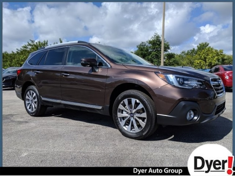 New 2019 Subaru Outback 3.6R Touring SUV Vero Beach