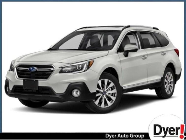 New 2019 Subaru Outback 3.6R Touring SUV Vero Beach
