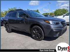 New 2020 Subaru Outback Onyx Edition XT SUV 4S4BTGKD7L3197000 for sale in Vero Beach, FL