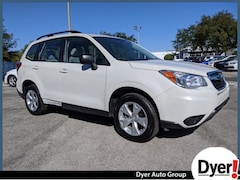 Used 2016 Subaru Forester 2.5i SUV JF2SJABC3GH532553 for sale in Vero Beach, Fl