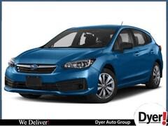 2020 Subaru Impreza Base Model 5-door