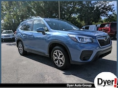 Used 2019 Subaru Forester Premium JF2SKAEC5KH473880 for sale in Vero Beach, Fl