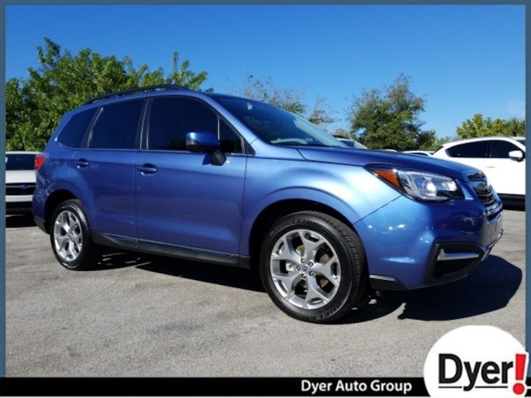 Used 2018 Subaru Forester Touring SUV Vero Beach