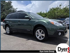 2014 Subaru Outback 3.6R Limited Sedan
