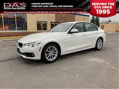 2016 BMW 320I xDrive Luxury Navigation/Leather/Loaded Sedan
